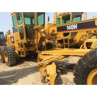 Wholesale Used motor grader oriignal USA 140G 140G 140H 140K 140M caterpillar america second hand grader for sale from china suppliers