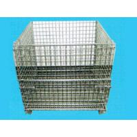 Quality Custom Made Stainless Steel Woven Wire Mesh Basket Design For Any Kitchen Sink for sale
