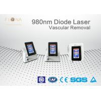 Wholesale 980nm Diode Laser Vascular Removal Machine Vein Super Stopper With Five Handles from china suppliers