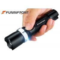 Wholesale 5W CREE Led Zoom Flashlight Tactical Torch Supports Wall Charger from china suppliers