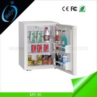 Quality 30L hotel minibar with lock, mini bar cabinet for sale