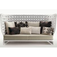 Wholesale 2013 new patio Outdoor furniture white two-seater (LC-014) from china suppliers