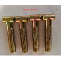 Wholesale German half coupler  M14 81mm  8.8 grade zinc plated T- BOLT from china suppliers