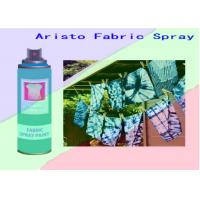 Quality Colors Fabric Spray Paint  Alcohol Based  No Toxic Virtually Odorless for sale