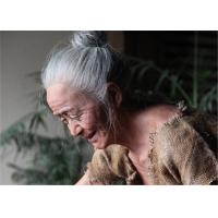 Wholesale Old Women Poly Resin  Life Size Wax Figures Of Celebrities Museum from china suppliers