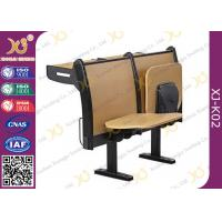 Wholesale Foldable Writing Pad Molded Plywood Seat Laminate Finish School Desk And Chair from china suppliers