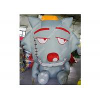 Wholesale Promotion Inflatable Cartoon Characters Wolf , Blow Up Model For Kids from china suppliers