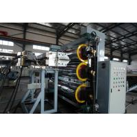Wholesale High Efficiency Automatic Plastic Production Line For PE / PC from china suppliers