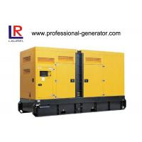 Wholesale Soundproof AC Three Phase Cummins Diesel Generator , 37.8L Displacement Brushless AVR from china suppliers
