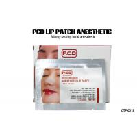 Quality PCD Security Tattoo Numb Cream Patch / Numbing Skin Cream FC Certificate for sale