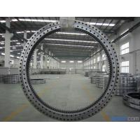Wholesale Precision Single Row Slewing Ring Bearings With Ball Slewing Bearing External Gear from china suppliers