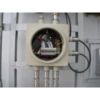 Explosion Proof High Temperature Monitor CCTV Camera Housing with Infrared Lights