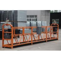 Wholesale Steel Wire Rope Suspended Platform construction for external wall from china suppliers