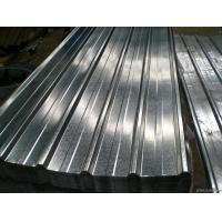 Wholesale Corrugated Structure Galvanised Roofing Sheets , Galvanized Metal Roofing from china suppliers
