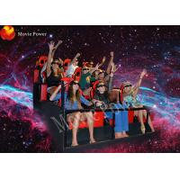 Wholesale Amusement park rides interactive children game home theater CE from china suppliers