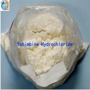 Wholesale HPLC 98% Yohimbine HCl Yohimbine Hydrochloride Yohimbine Extract from china suppliers