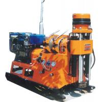 Quality Hydraulic Exploration Drilling Rig Hydraulic Fed For Water Discharge Tunnel for sale