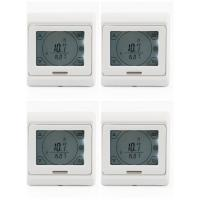 Wholesale Small Touch Screen Programmable Water Heating Thermostat With Temperature Controller from china suppliers