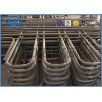 Wholesale Stainless Steel Superheater And Reheater , Coal Fired High Efficient Heat Exchanger from china suppliers