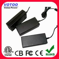 Wholesale 12VDC 5Amp AC DC Power Adapter 60Watt LED Driver ETL FCC Approved from china suppliers