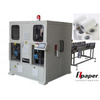 Wholesale Custom  Log Cutting Saw Electric Log Saw  Facial Tissue PLC  Man - Machine Interface System from china suppliers