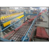 Wholesale Corrugated Metal Roofing Tile Panel Cold Roll Former Equipment with Automatic Stacker from china suppliers