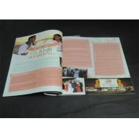 Wholesale Brochures / Catalogue / Magazine Printing Services With CMYK Printing from china suppliers