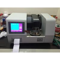 Wholesale Automatic Insulation Oil Closed Cup Flash Point Tester from china suppliers