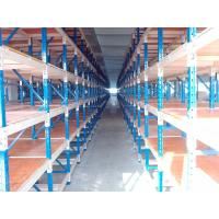 Wholesale OEM Steel Plate, Ply-wood Layer Long Span Medium Duty Racks, 500-5000mm Height from china suppliers
