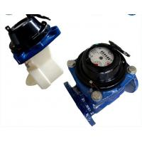 Quality Plastic Water Meter Accessories , Dry Type Woltman Water Meter Mechanism Removable for sale