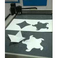 Wholesale paper box sample making cutting table from china suppliers
