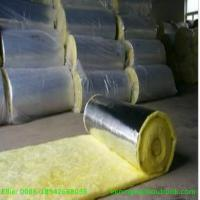 Wholesale 12kg/m3 25mm Glass wool blanket with Aluminium foil/Glass wool from china suppliers