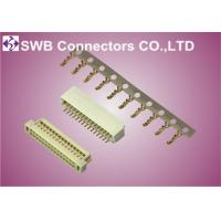 Wholesale Low Voltage Double Row Wire To Board Crimp Style Connectors 50 pin  Differential Signaling from china suppliers