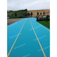 Quality Artificial Turf Fake Artificial Grass Underlay , High Density Foam Shock Pad for sale