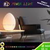 Buy cheap Children Bedroom Display Egg Shape LED Night Light from wholesalers