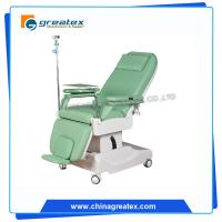 Professional Electric Blood Donor Chair / Couch For Hemodialysis With 2 Functions