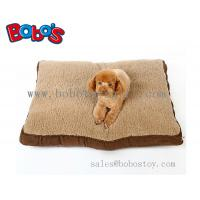 Wholesale Soft Warm Plush Material Pet Mat For Dog Puppy Cat from china suppliers