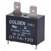 Wholesale GT-1A-12D 25A 12 Volt Latching Relay for AutomaticControlDevice from china suppliers