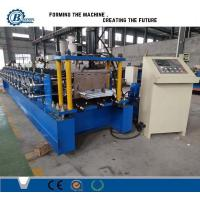 Wholesale Aluminium Steel Bemo Standing Seam Roll Forming Machine , Roofing Sheet Roll Forming Machine from china suppliers