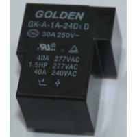 Wholesale GK-A JQX-105F-1 40A 12V Circuit Board Relays / PCB Mini Power Relay from china suppliers