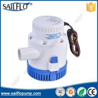 Wholesale Sailflo 3000GPH submersible 12V dc boat bilge pumps for marine yachat from china suppliers