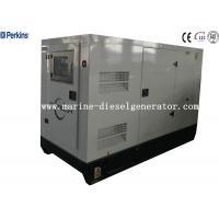 Wholesale Perkins Rainproof 45KVA 36KW Silent Diesel Generator With Four Wire Alternator from china suppliers