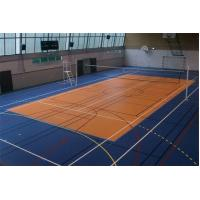 China Recycled Rubber Gym Floor Tiles Anti Static for Basketball Court on sale