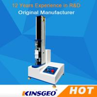 Wholesale Computer Display Material Tensile Universal Testing Machine 2KN For Fabric / Leather Materials from china suppliers