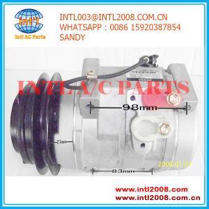 Wholesale Mitsubishi Kompressor Denso 10S17C AC Compressor for MITSUBISHI PAJERO MR568289 447220-3655 MR500876 447170-6640 from china suppliers