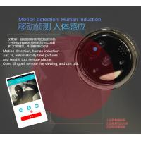 Wholesale 720P H.264 Wifi Doorbell With Motion Sensor , Detect Alarm Automatic Take Photos Cloud Storage from china suppliers