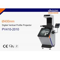 Wholesale Colorful DRO DP400 200*100mm Ø400mm Digital Vertical Optical Profile Projector from china suppliers