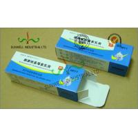 Wholesale Spot UV Coating Insulated Cardboard Packaging Boxes For Pharmaceutical / Medicine from china suppliers