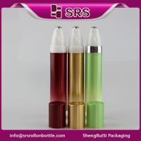 Wholesale press on massage effect roll on for eye cream ,luxury cosmetic bottle from china suppliers