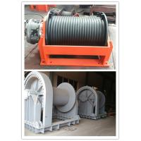 Wholesale Boat And Lifting Electric Lebus Grooved Drum For Lifting Machinery from china suppliers